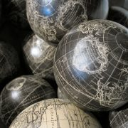 Picture showing globes.