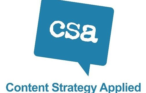 Content Strategy Applied logo