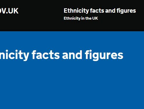 Ethnicity facts and figures