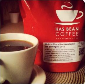 Has Bean coffee